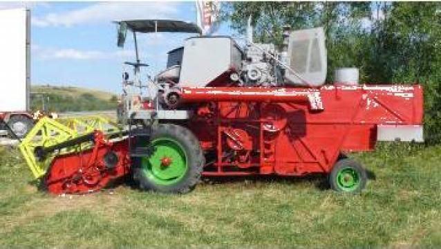 Combina Massey Ferguson de la Utilaje Agricole Huedin