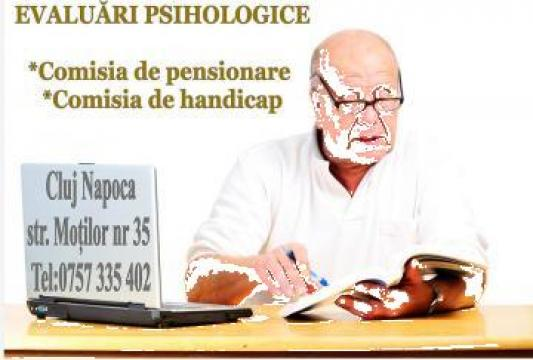 Evaluari psihologice adulti /copii de la Cabinet Individual De Psihologie Ioana Radu