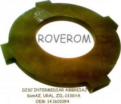 Disc intermediar ambreiaj Kamaz, Ural, ZIL-133GYA