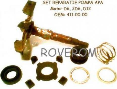 Set reparatie pompa apa motor D6, 3D6, D12