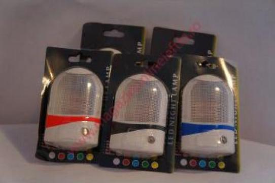 Lampa led cu senzor de lumina de la European Business Factory Srl-d