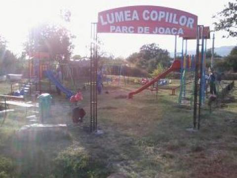 Echipamente joaca parc copii