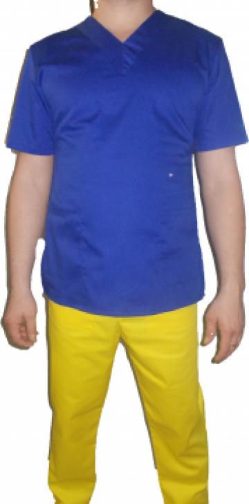Pantaloni de protectie galbeni de la Johnny Srl.