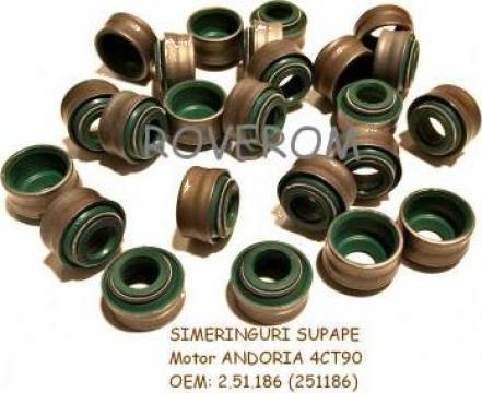 Simering supape Andoria 4CT90, ARO, Gaz-3302, Lublin