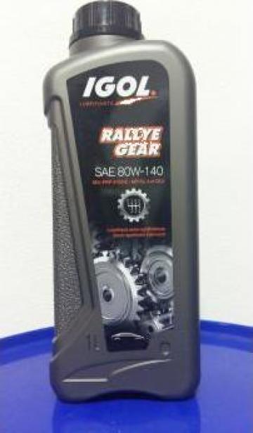 Ulei semisintetic pentru punti Igol Rallye Gear 80w140 (1L)
