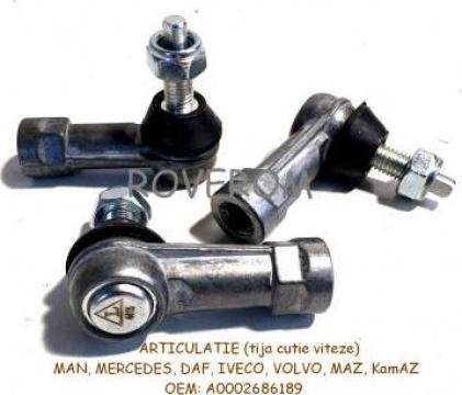 Articulatie tija cutie viteze Mercedes, Maz, Kamaz de la Roverom Srl