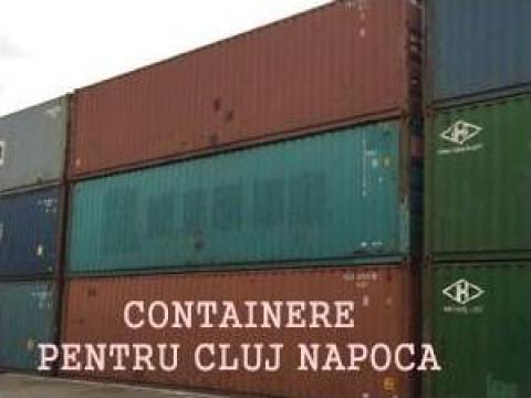 Containere maritime si containere birou Cluj Napoca