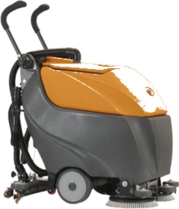 Curatator pardoseli Brio 55 Baterry de la Tehnic Clean System