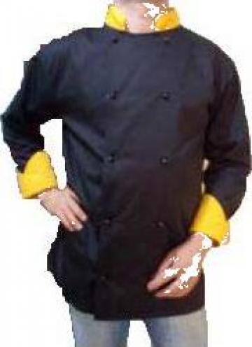 Uniforme de bucatari negre de la Johnny Srl.