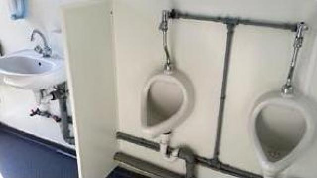 Containere sanitare second hand