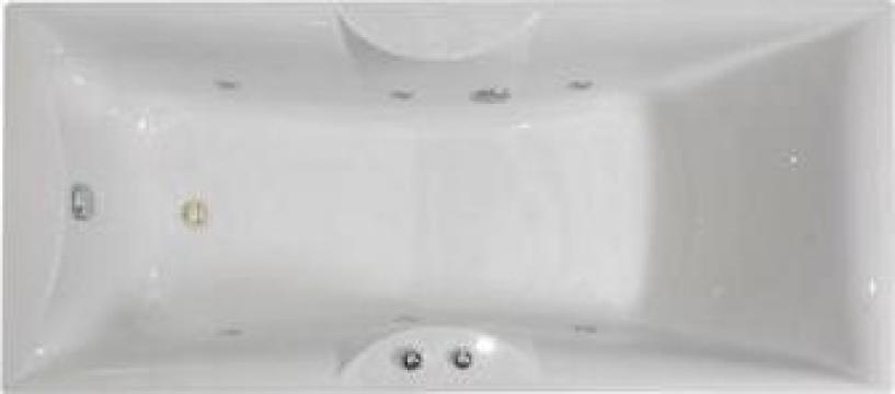Cada de baie cu hidromasaj