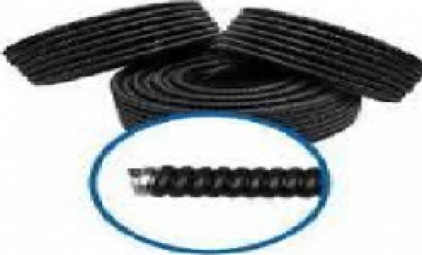 Tub flexibil metalic izolat de la Agino Total Srl.