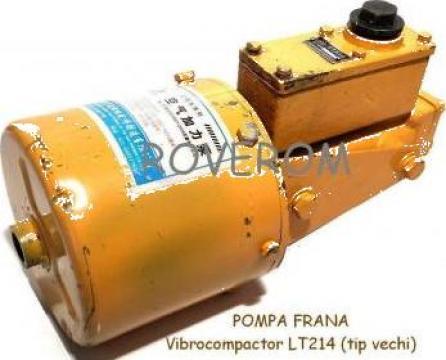 Pompa frana vibrocompactor LT214 (vechi) de la Roverom Srl