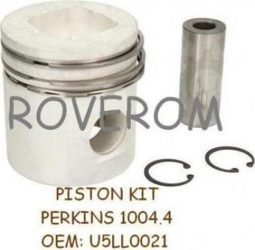 Piston kit Perkins 1004.4, 1006.6, JCB, Caterpillar