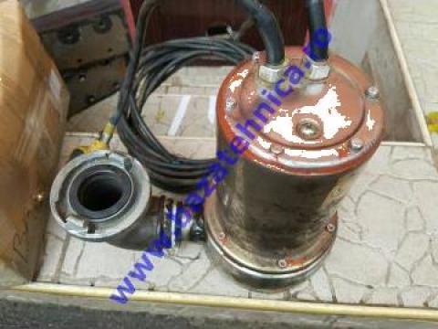 Reparatie pompa submersibila pentru ape reziduale de la Baza Tehnica Alfa Srl