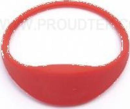 Bratara silicon RFID de la Proud Tek Co., limited