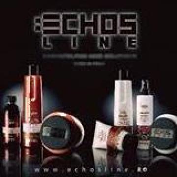Produse profesionale pentru ingrijirea parului Echos Line de la Dazzling Look Srl