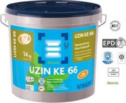 Adeziv ecologic armat cu fibra Uzin KE 66