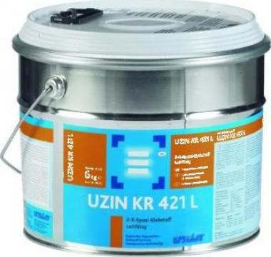 Adeziv conductiv epoxidic bicomponent Uzin KR 421 L