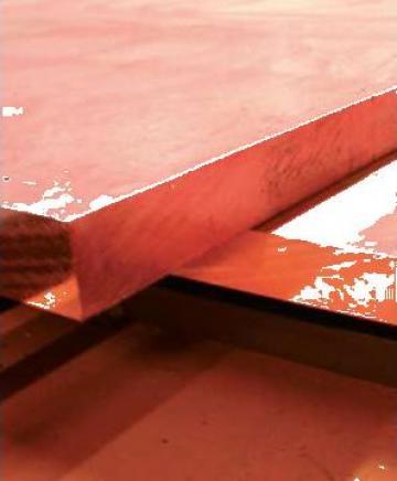 Tabla cupru 1.0x1000x2000 mm de la Metal DM Automotive Srl
