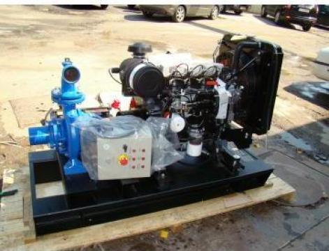 Motopompa pt. irigatii LDW2204/SNT80-200 de la Devax Motors