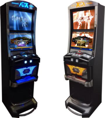 Aparat jocuri de noroc Expansion Fox Quality 10 Jouri