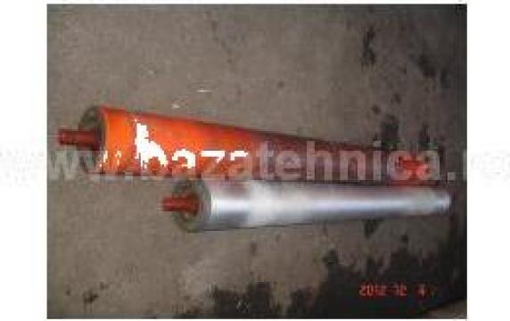 Cauciuc siliconic incarcat pentru tamburi valt de la Baza Tehnica Alfa Srl