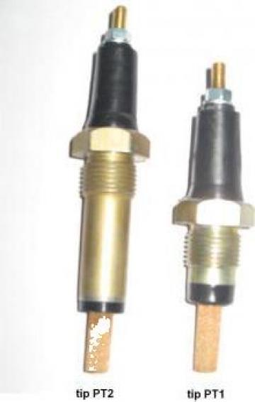 Perii colectoare pentru cuplaje electromagnetice PT1, PT2