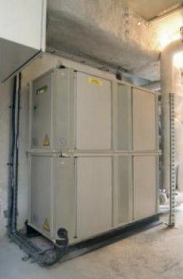 Sistem chiller cu racire pe apa Daikin EWWP145KAW1M de la Tin Lavir Serv Srl.