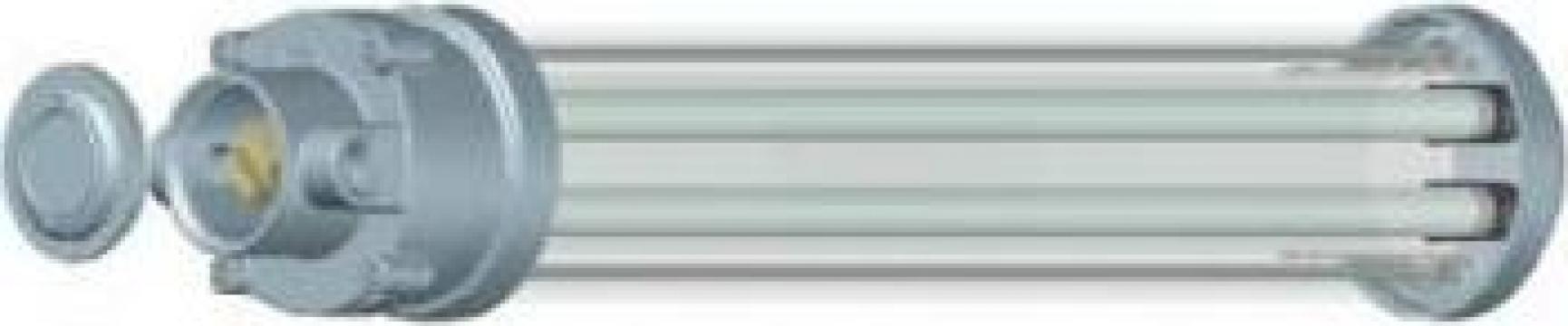 Corp iluminat antiex BTF, Ex de II C