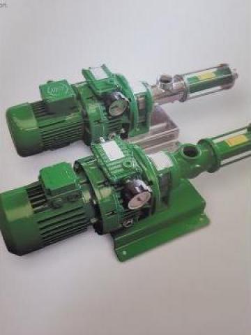 Pompa cu surub Nova Rotors de la Amitech Impex S.r.l.