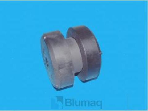 Tampon / suport de cauciuc motor buldoexcavator Caterpilla de la Blumaq Ro Srl