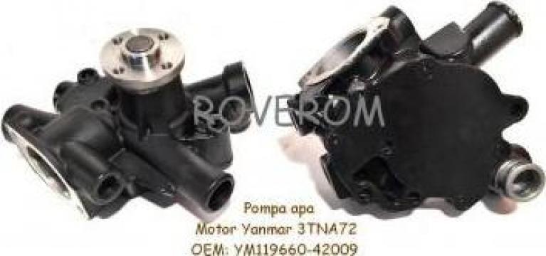 Pompa apa Yanmar 3TNA72, 3TNE74, Komatsu 3D72, 3D74E
