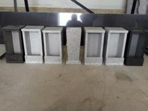 Felinare cimitir din granit Slatina de la Granit Slatina