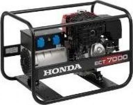 Generator Honda ECT7000 de la Nascom Invest