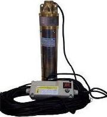 Pompa submersibila pentru ape curate 4SKM100 de la Nascom Invest