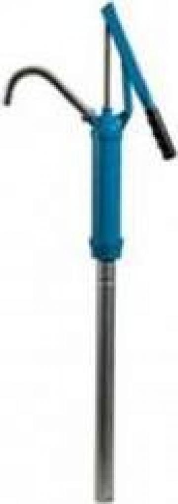 Pompa ulei manuala metalica 21012 de la Nascom Invest