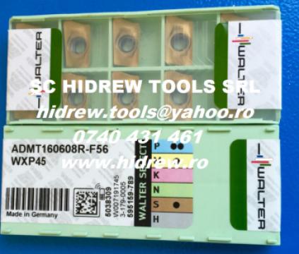 Placute Vidia ADMT APKT ADKT de la Sc. Hidrew Tools Srl