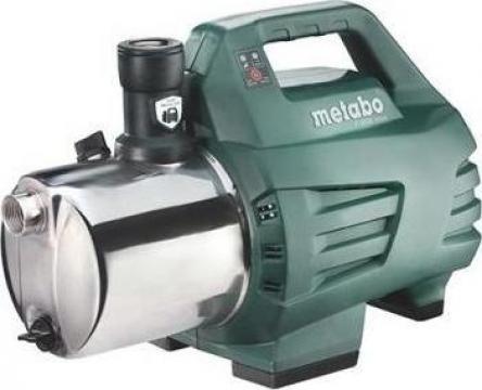 Pompa de gradina P6000 Inox de la Nascom Invest