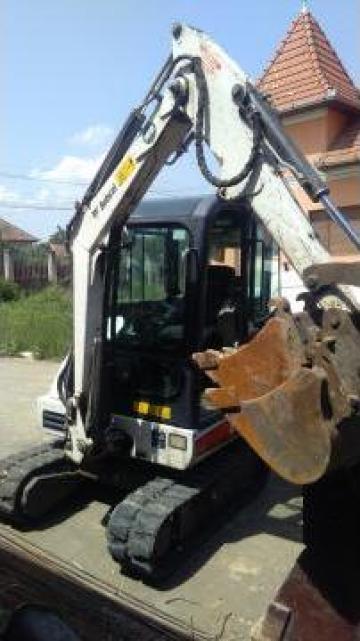 Inchiriere mini excavator Bobcat 328 de la Grup Utilaje Srl