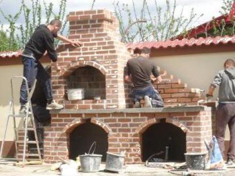 Gratare pentru gradina sau barbeque de la Sc Falexbo Trust