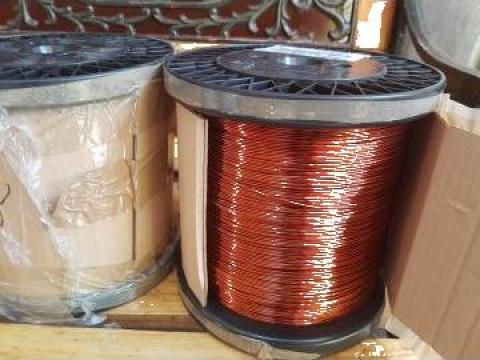 Sarma de bobinaj ET2, 1.2 mm, mosor 10.65 kg de la Baza Tehnica Alfa Srl