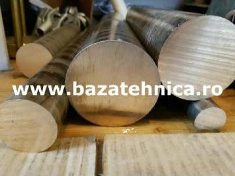 Bara rotunda din bronz Aliaj CuSn12 fi 51x L 660 mm de la Baza Tehnica Alfa Srl