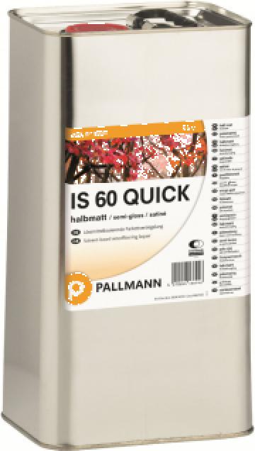 Lac pe baza de solventi pentru parchet IS 60 Quick