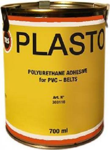 Adeziv vulcanizare la rece benzi PVC, TRS Plasto de la Seldor Srl
