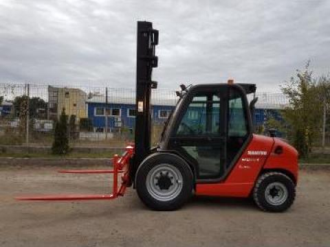 Motostivuitor Manitou MSI 30 T  All - Road