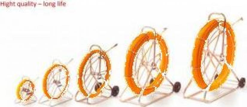 Lansator fibra de la Ton Telecom