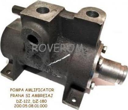 Pompa frana si ambreiaj autogreder DZ-122/143/180/GS-14.02