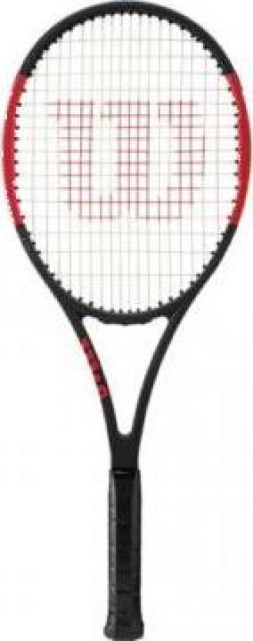 Racheta tenis Wilson Pro Staff 97S, maner L3 de la Best Media Style Srl