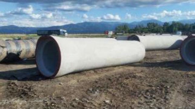 Tub beton armat DN1000mm de la Valtro Intern Distribution